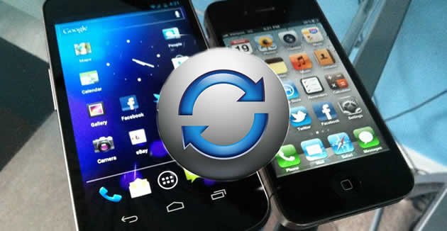 Como transferir seus contatos do iPhone para o Android