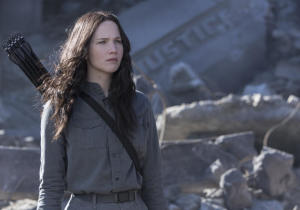 The Hunger Games Mockingjay - 1